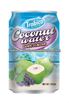 330ml Natural Coconut Water from VietNam