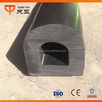marine use barge and Tug boat rubber fender
