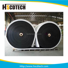 800mm width 2 ply RMA STANDARD rubber conveyor belt for mining