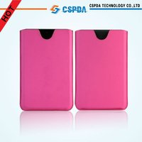 Leather Sleeve Pouch Case Cover for Google Nexus 7 inch Tablet