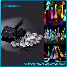Wedding decoration led string lights water-drop h0tHh diwali decoration for sale