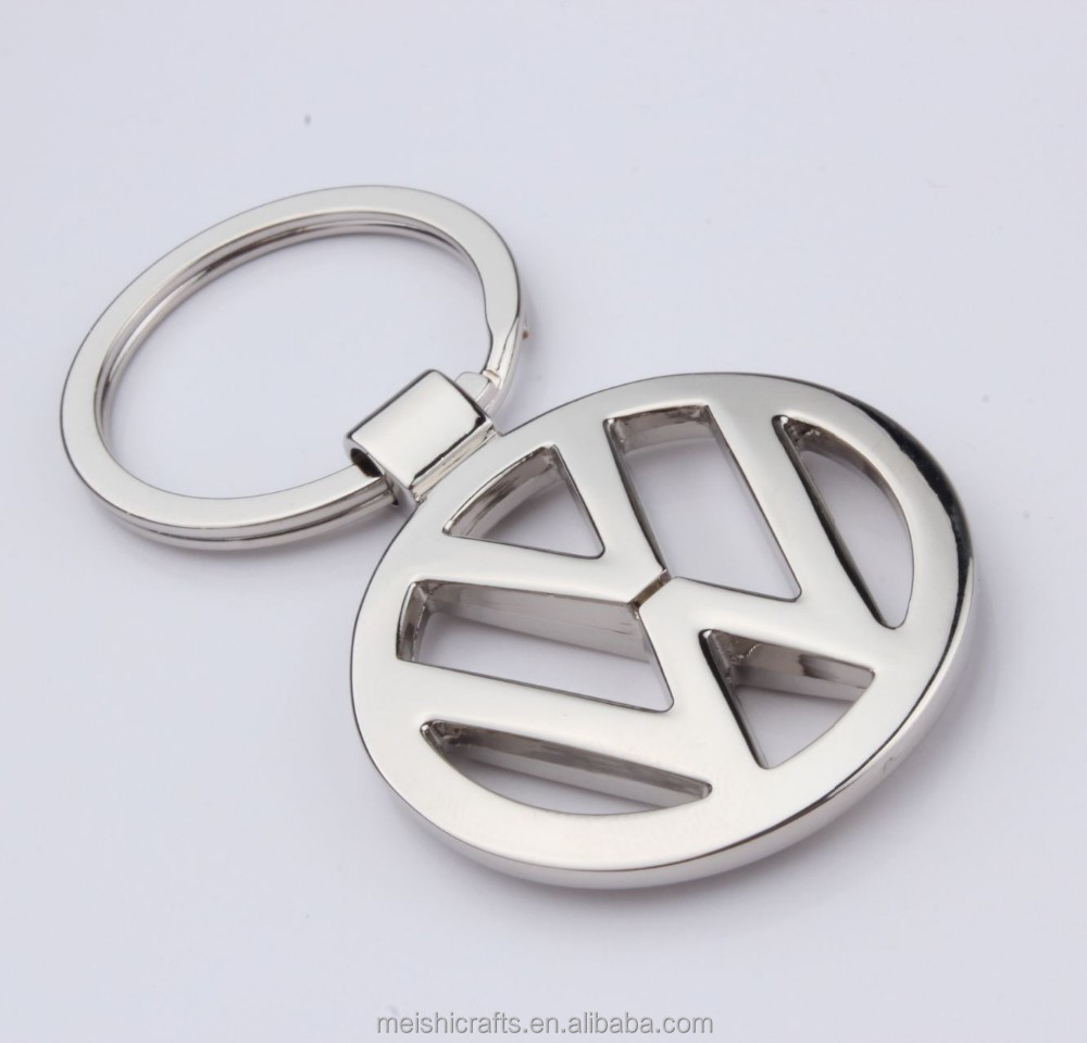 Car Logo Metal Key Chain Metal Alloy key Chain Creative Gift keyring