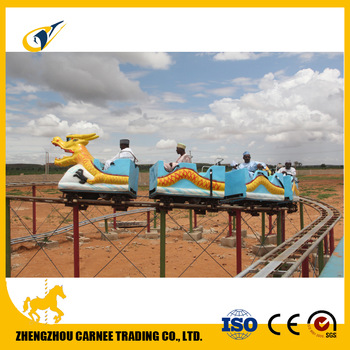 equipment outdoor playground amusement rides small roller coaster with high quality