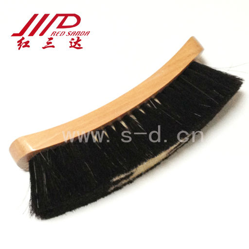 wood shoe cleaning brush snow boot scraper mat
