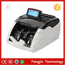 EUR, US dollar currency detector FJ06C money checking machine