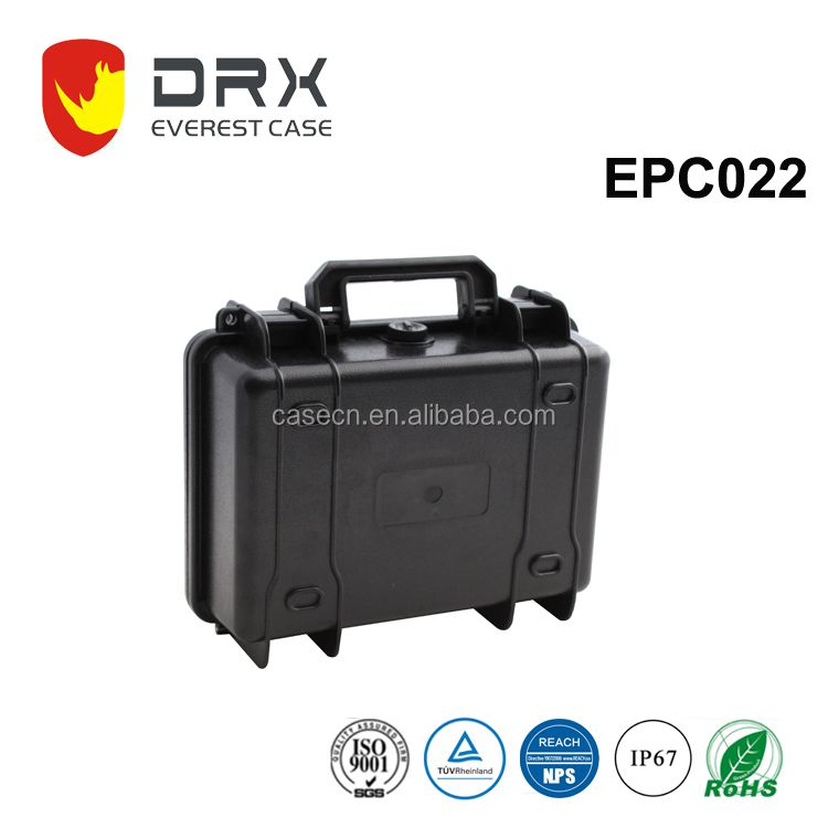DRX Small Carry Waterproof IP67 High Impact Hard Plastic Case