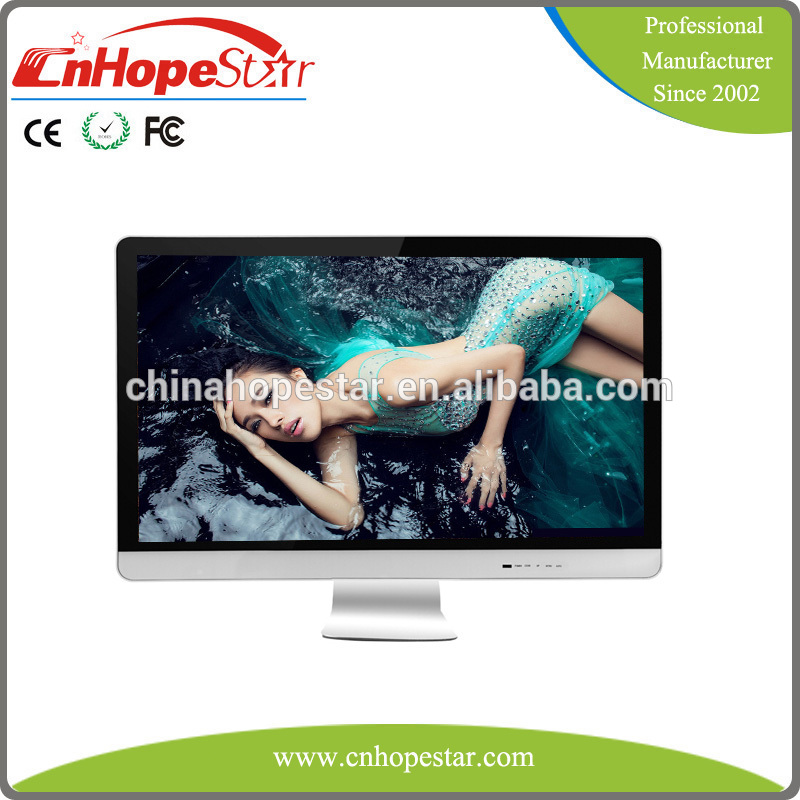 27 inch white color APPL Design LED Monitor