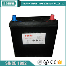 12V 36AH lead acid car battery MF36