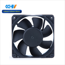 CCHV 12 volt 120mm large air flow dc brushless axial exhaust fan