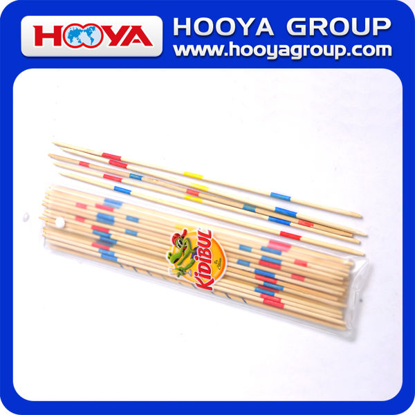 300*4MM Wooden Mikado Game/Outdoor Game/Wooden Stick Game