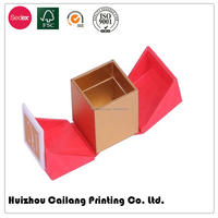20 Years Professional OEM/ODM Printed Cosmetic Box, paper cake box, Fashion Luxury Gift Paper Box CL227