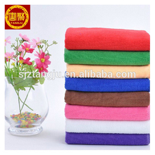 High gsm and quality super plush microfiber/microfibra/microfibre cleaning cloth