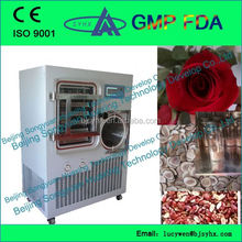 Factory price pilot freeze dryer for sale model LGJ-100F