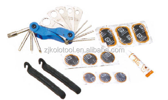 25 pcs multifunction bicycle repair tool sets