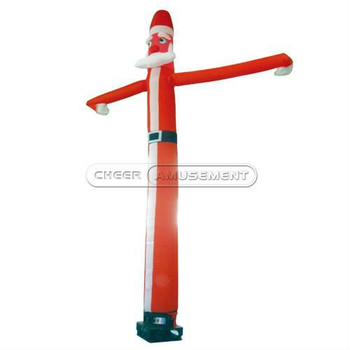 Cheer Amusement Advertisement Products Inflatable Santa Toys