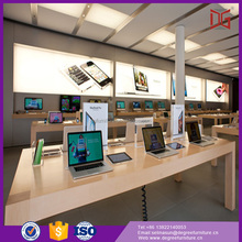 Electronic Computer Shop Interior Decoration Counter Design