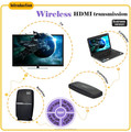 50M wireless HDMI transmission system business version