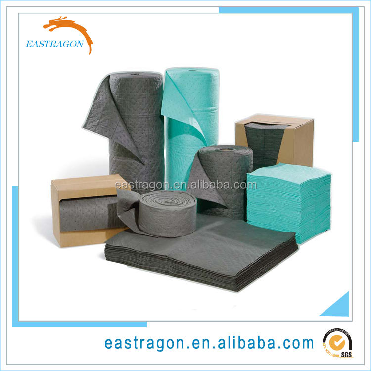 High Absorbency Oil Absorbent Pads