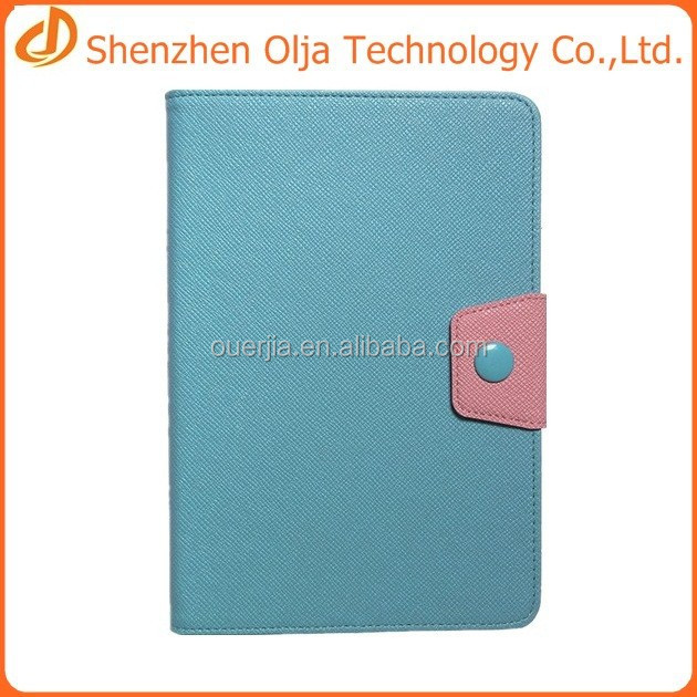 for ipad air 2 case with auto sleep function,for ipad air 2 flip leather case hot sell