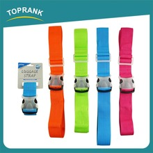 TOPRANK Low Price Adjustable Tsa Lock Luggage Belt Strap For Promotion