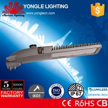2016 Best hot sale driverless led street light for public area lighting