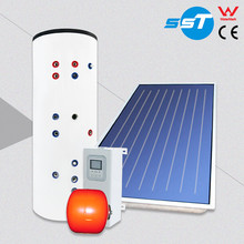 Gold supplier high quality hot water solar cylinders 150l
