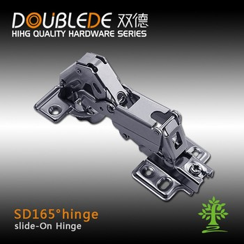 180 degree concealed hinges