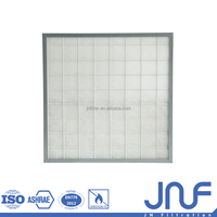 G3 G4 Stainles Steel Panel Air Filter