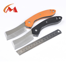C177 Folding pocket knife for Promotion hunting survival knives with G10 handle Christmas Gift for man
