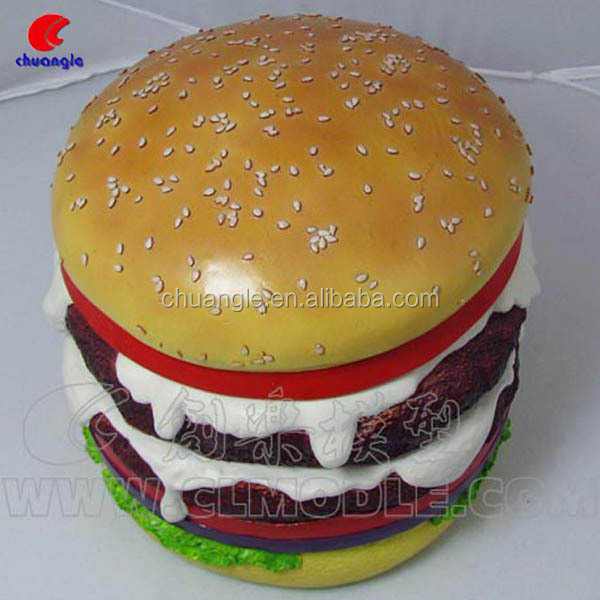 Simulation Model of Food, Resin or Plastic Food Model