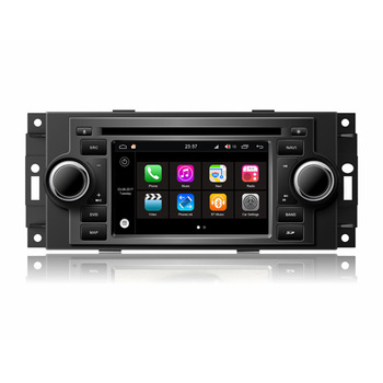 Hifimax Android 7.1 Car DVD Radio For Jeep Grand Cherokee GPS With canbus 2G RAM 16G Flash HD