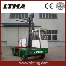 LTMA 8 ton side load forklift truck for pipes lifting