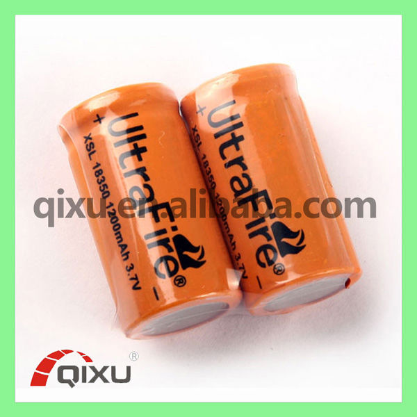 High Quality battery 1200mAh 3.7V Rechargeable li ion Battery