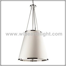 UL CUL Listed Energy Saving Chrome Modern Hotel Hanging Light Or Guestroom Pendant Lamp Fixture C40730