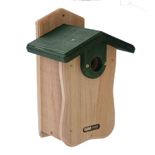 Factory Direct Wooden Unfinished Bird House For Pigeon