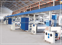 hebei cangzhou new type easy operation full automatic 5 layer corrugated cardboard production line