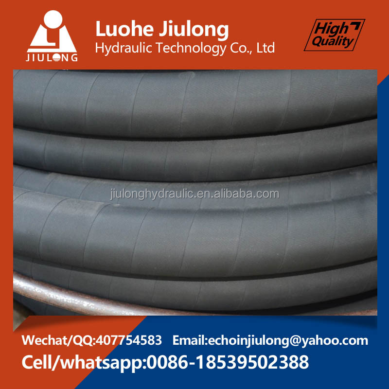 China hydraulic rubber hose SAE 100 R1AT/ DIN EN 853 1SN flex hoses