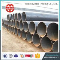 gr.b carbon ssaw welded steel pipe made in china