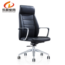 high back adjustable incline leather chair in foshan office gaming captains chair