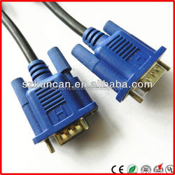 db9 to vga cable for Projector/Computer/PC/Laptop