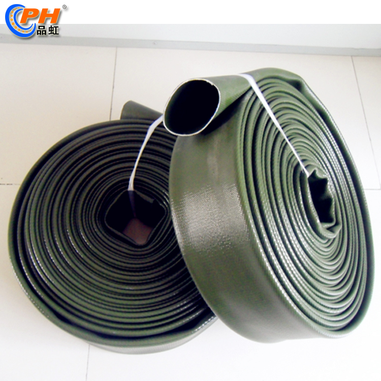Durable tpu inner layer fire hydrant duct hoses