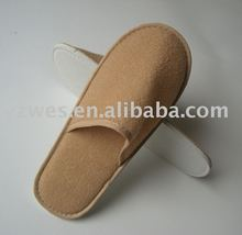 2012 new product top grade towel hotel slipper