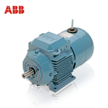 ABB brand MQAEJ series enclosed squirrel cage three phase low voltage brake motors