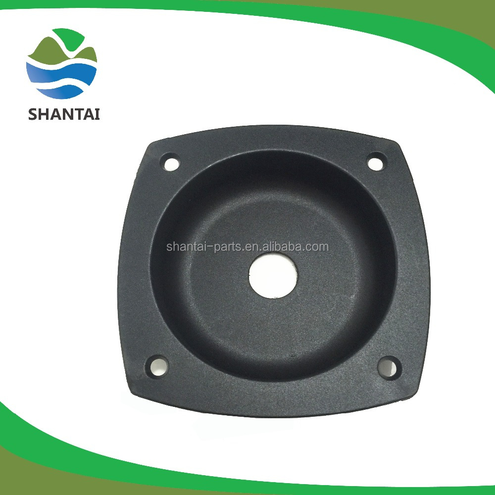 Generator canopy parts and accessories -emergency stop cover