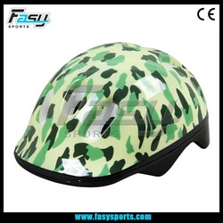 Fasy cool cam bicycle helmet design