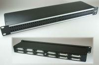 Bantam Patchbay 1 U 2 Row 96 Way to D SUB