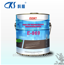 E-969 one part PU waterproof coating for Drinking water projects a
