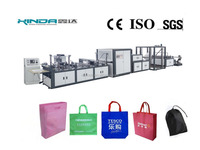 WFB-BT600 Non woven bag all-in-one making machine