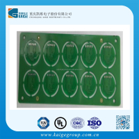 UL 94vo FR4 Green HAL Auto Audio DVD Player PCB