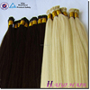 Golden Supplier Italy Keratin No Shedding No Tangle Color Remy Human Hair Prebonded Extensions